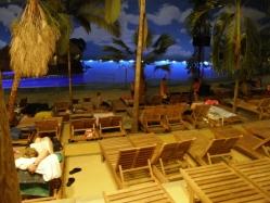 Nocleh v Tropical Islands